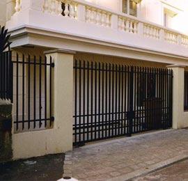 portail et grille de defense courbevoie neuilly With porte de garage sectionnelle avec serrurier levallois perret
